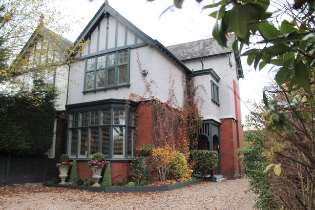 Thumbnail Semi-detached house to rent in Manchester Road, Wilmslow