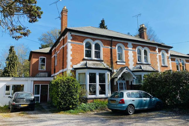 Thumbnail Semi-detached house for sale in Sandhurst Road, Crowthorne