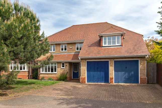 Thumbnail Detached house for sale in Berthold Mews, Beaulieu Drive, Waltham Abbey