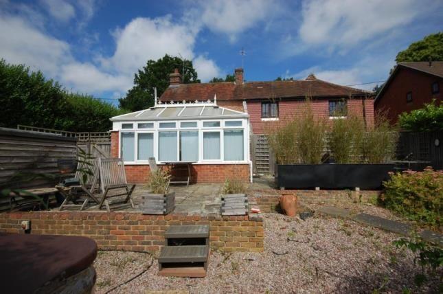 Thumbnail Semi-detached house for sale in Fairwarp, Uckfield, East Sussex