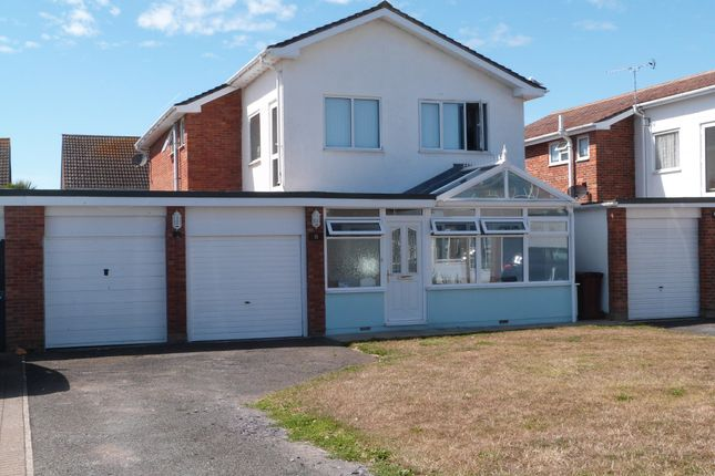 Thumbnail Detached house for sale in Large Acres, Selsey, Chichester