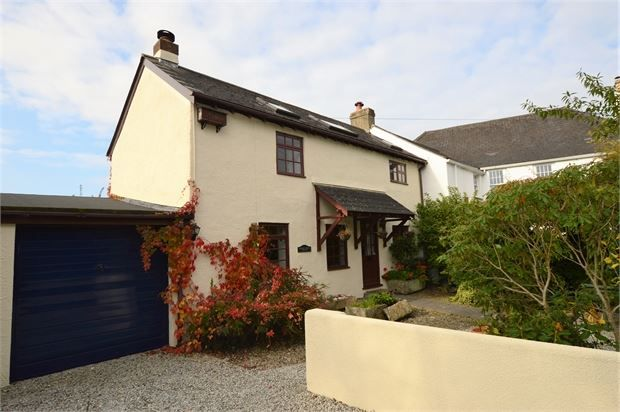 Thumbnail Semi-detached house for sale in Chudleigh Knighton, Chudleigh, Devon.