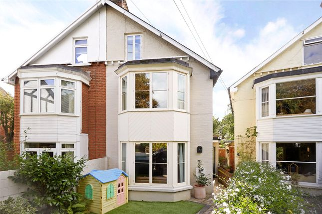Thumbnail Semi-detached house for sale in Feltham Avenue, East Molesey, Surrey