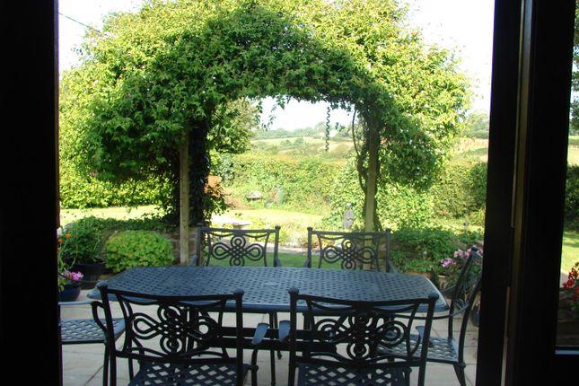 View From Lounge of Seven Wells, Sardis, Saundersfoot SA69