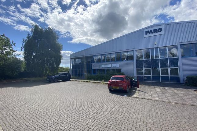 Thumbnail Light industrial to let in Great Central Industrial Estate, Unit 1B Great Central Way, Rugby, Warwickshire