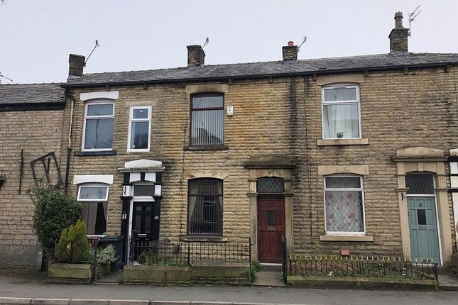 Thumbnail Terraced house to rent in Milnrow Road, Shaw, Oldham