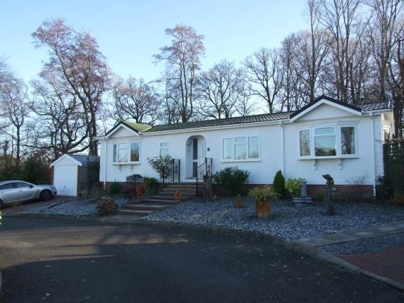 2 bed bungalow for sale in Burwash Park, Fontridge Lane, Etchingham, East Sussex