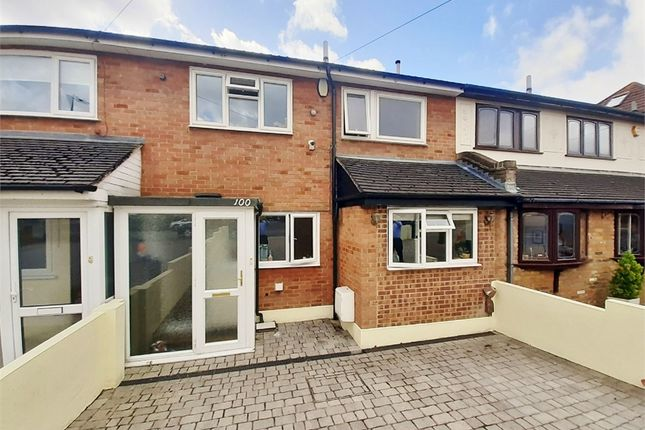 Thumbnail Terraced house for sale in Upshire Road, Waltham Abbey, Essex