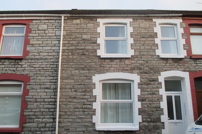 Thumbnail Terraced house for sale in Olive Street, Port Talbot, Neath Port Talbot.
