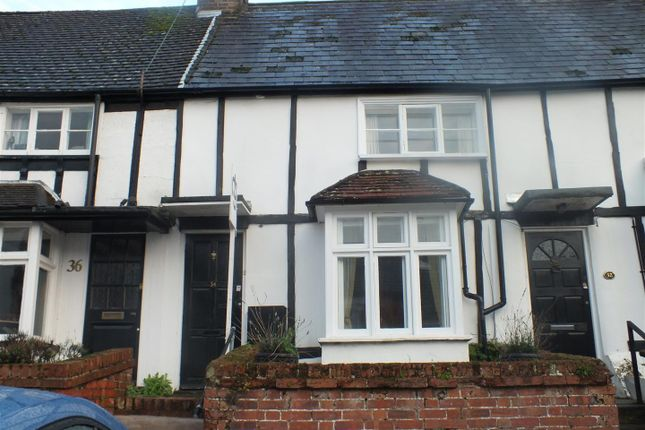 Thumbnail Terraced house to rent in Common View, Main Street, Grove, Wantage