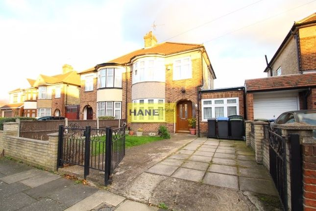 Thumbnail Semi-detached house for sale in Norfolk Road, Enfield