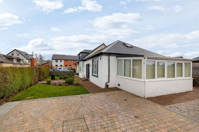 Thumbnail Detached bungalow for sale in 4 Eltringham Grove, Edinburgh