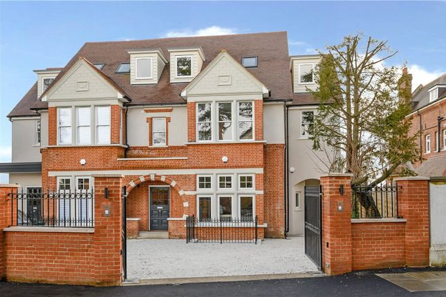 Thumbnail Semi-detached house for sale in Arthur Road, Wimbledon