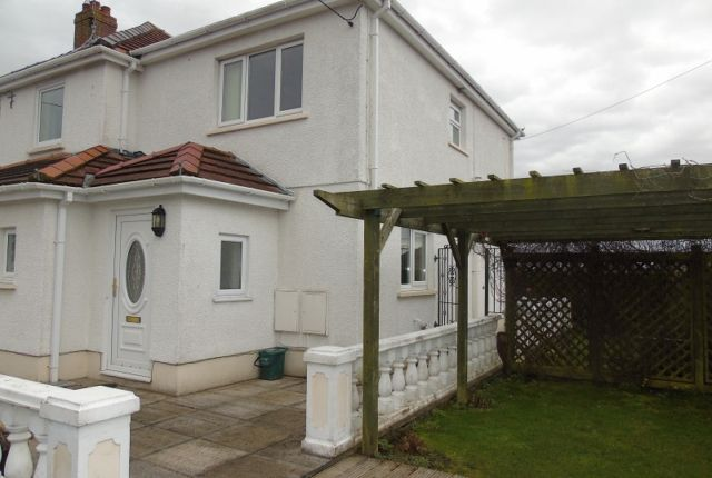 Thumbnail Flat to rent in Pencoed Road, Burry Port