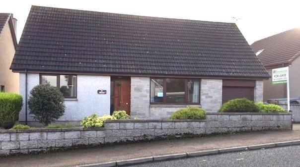Thumbnail Detached bungalow to rent in Cliff View, Newtonhill, Stonehaven