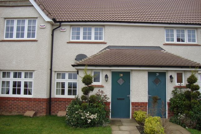 Thumbnail 2 bed mews house to rent in Caspian Crescent, Scartho Top, Grimsby