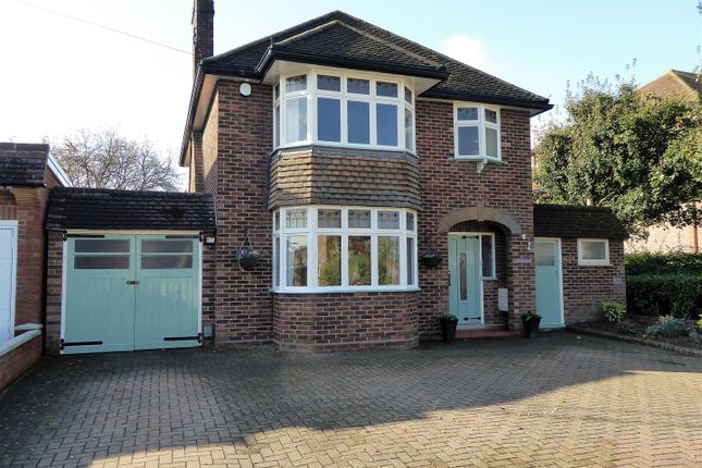 Thumbnail Detached house for sale in Kingscroft Avenue, Dunstable