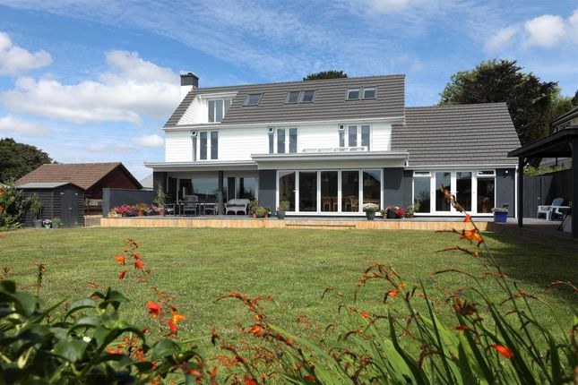 Thumbnail Detached house for sale in Old Road, Liskeard, Cornwall
