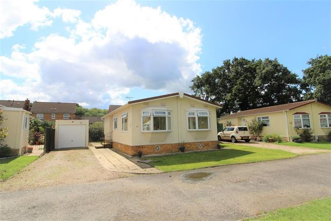Mobile Park Home For Sale In Bearwood Path Winnersh Wokingham