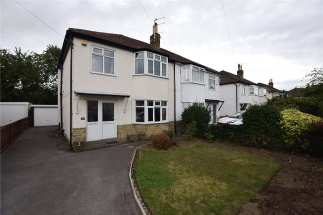 Thumbnail Semi-detached house to rent in Ringwood Drive, Leeds, West Yorkshire