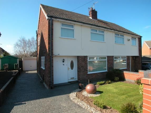 3 bedroom semi-detached house for sale in Columbus Drive, Wirral, Merseyside