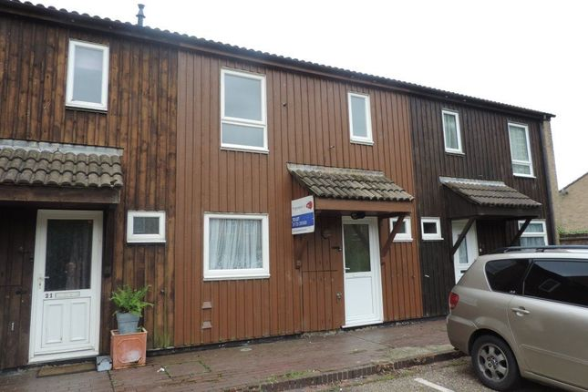 Thumbnail Terraced house to rent in Marsham, Orton Goldhay, Peterborough