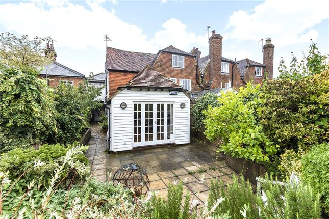 4 bed semi-detached house for sale in High Street, Ticehurst, East Sussex TN5