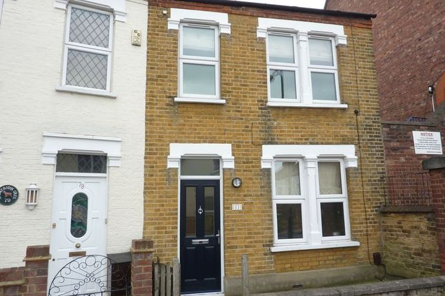 Thumbnail Terraced house to rent in Palmerston Crescent, London