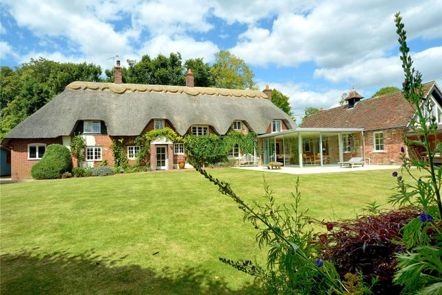 Thumbnail Detached house for sale in Higher Street, Iwerne Minster, Blandford Forum