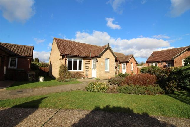 Thumbnail Detached bungalow for sale in Merchant Way, Hellesdon, Norwich