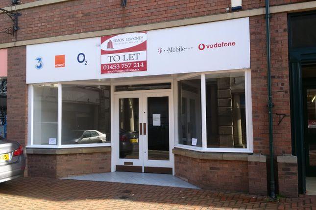 Thumbnail Retail premises to let in Union Street, Stroud, Glos