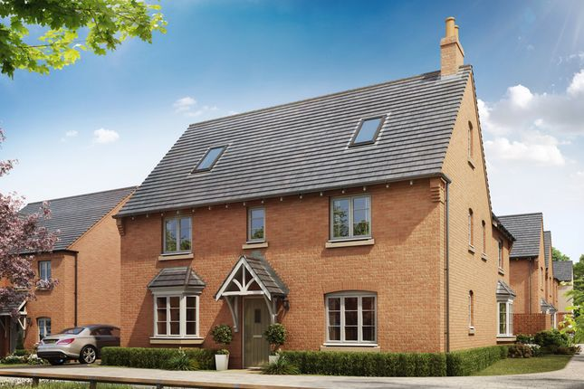 "Thumbnail Detached house for sale in ""Moorecroft"" at Shrewsbury Court, Upwoods Road, Doveridge, Ashbourne"