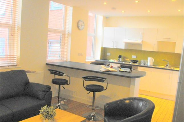 Thumbnail Flat to rent in Flat 4, Tithebarn Street, Preston, Lancashire