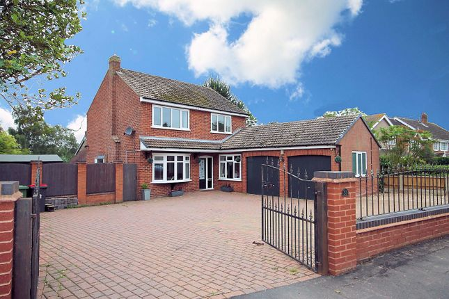 Thumbnail Detached house for sale in Austrey Road, Warton, Tamworth