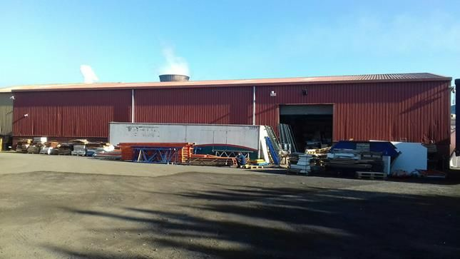 Thumbnail Industrial to let in Warehouse Premises, Woodhouse Road, Scunthorpe, North Lincolnshire