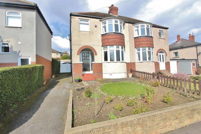 3 bed semi-detached house for sale in Dransfield Road, Crosspool, Sheffield