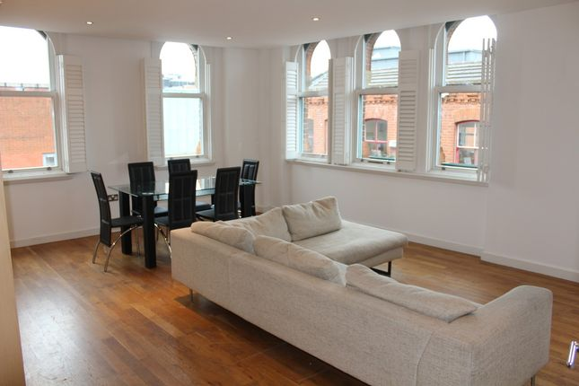 Thumbnail Flat to rent in Tib Street, Manchester
