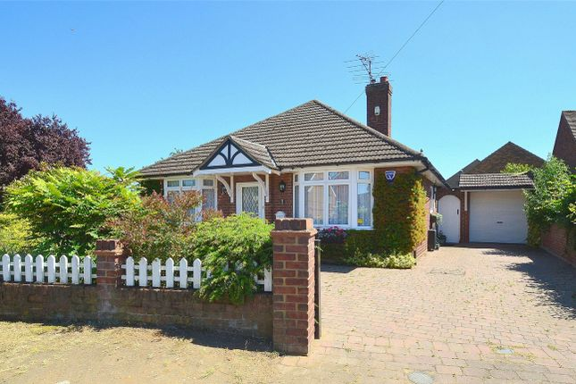 Thumbnail Detached bungalow for sale in Hitchmead Road, Biggleswade, Bedfordshire