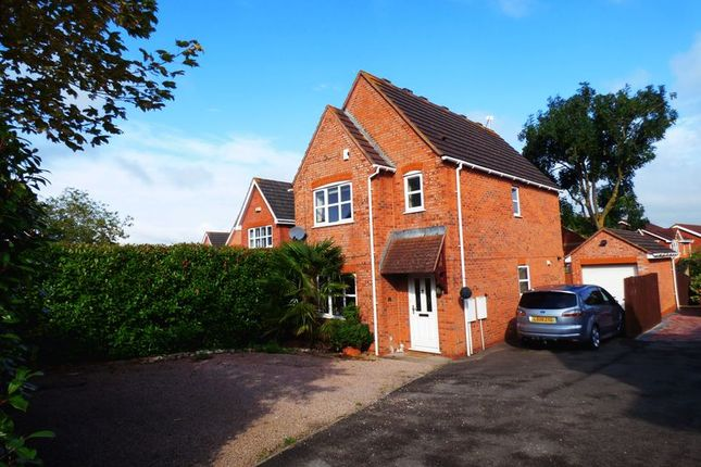 Thumbnail Detached house for sale in Prices Ground, Abbeymead, Gloucester