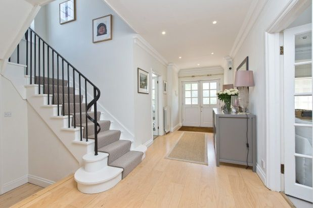 Thumbnail Detached house to rent in Barham Road, Wimbledon