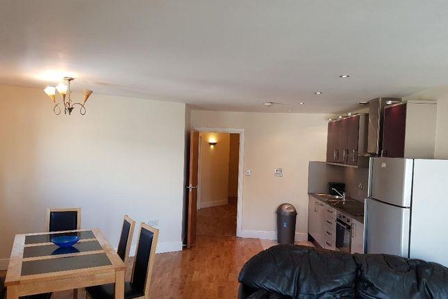 Living Room of Altolusso, Bute Terrace, Cardiff CF10