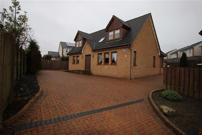 4 bed detached house for sale in Peacock Court, Carluke