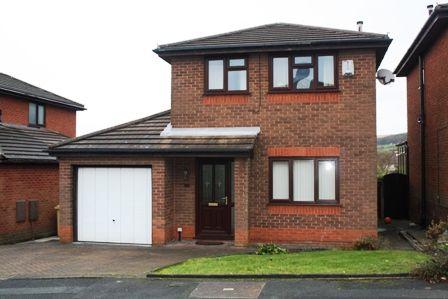 Thumbnail Detached house to rent in Kensington Drive, Bolton
