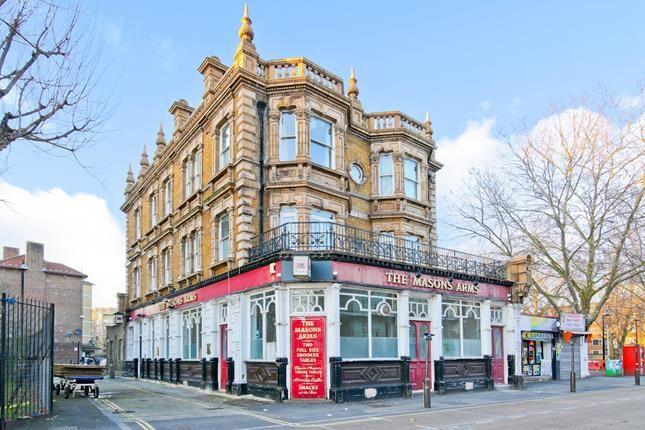 Thumbnail Restaurant/cafe to let in Mason Arms, East Street, London