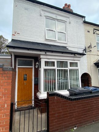 End terrace house for sale in 4 Maitland Road, Birmingham