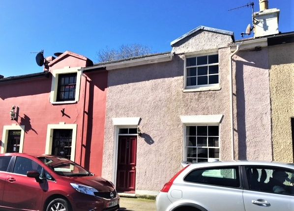 Thumbnail End terrace house to rent in Dumbells Terrace, Laxey, Isle Of Man