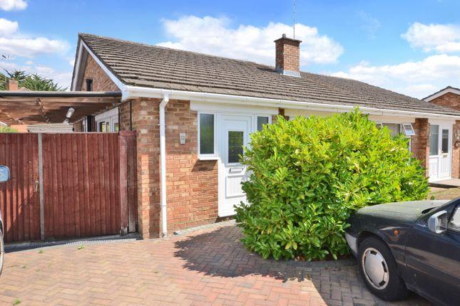 Thumbnail Semi-detached bungalow to rent in Irvine Drive, Farnborough