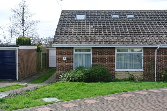 Thumbnail Bungalow to rent in Avondale Close, Whitstable