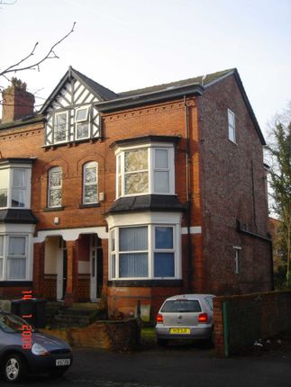 Thumbnail Semi-detached house to rent in Amherst Road, Fallowfield, Manchester