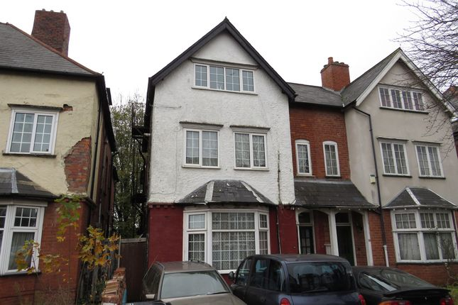 Thumbnail Semi-detached house for sale in Fountain Road, Edgbaston, Birmingham
